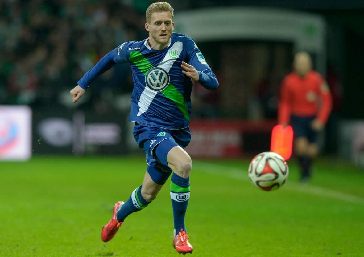 Treibt Schuerrle den Ball wieder nach vorne? Jetzt auf Top4 Platzierung von Wolfsburg wetten