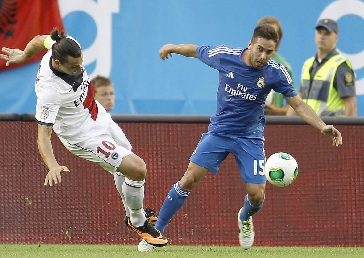 Setzt sich Carvajal gegen Ibrahimovic durch? Unser Wett Tipp: PSG gegen Real Madrid endet unentschieden