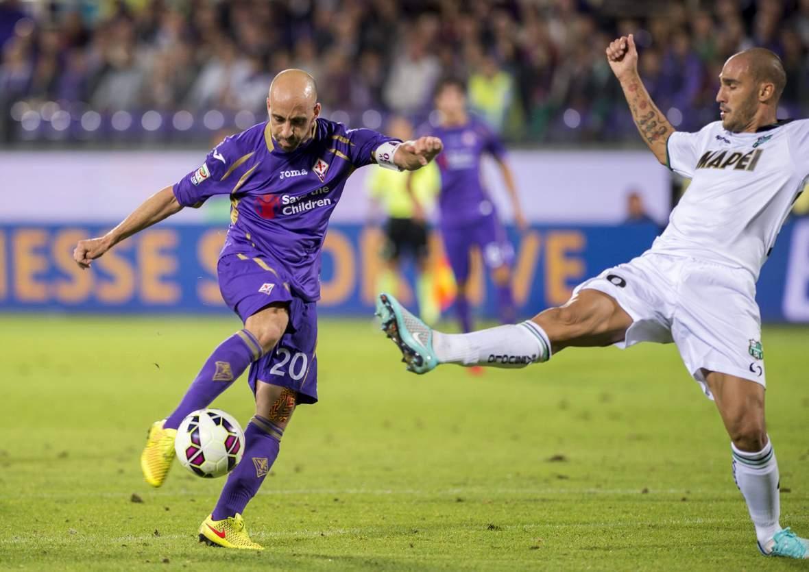 Klärt Cannavaro wieder gegen Valero? Unser Tipp: Florenz gewinnt gegen Sassuolo