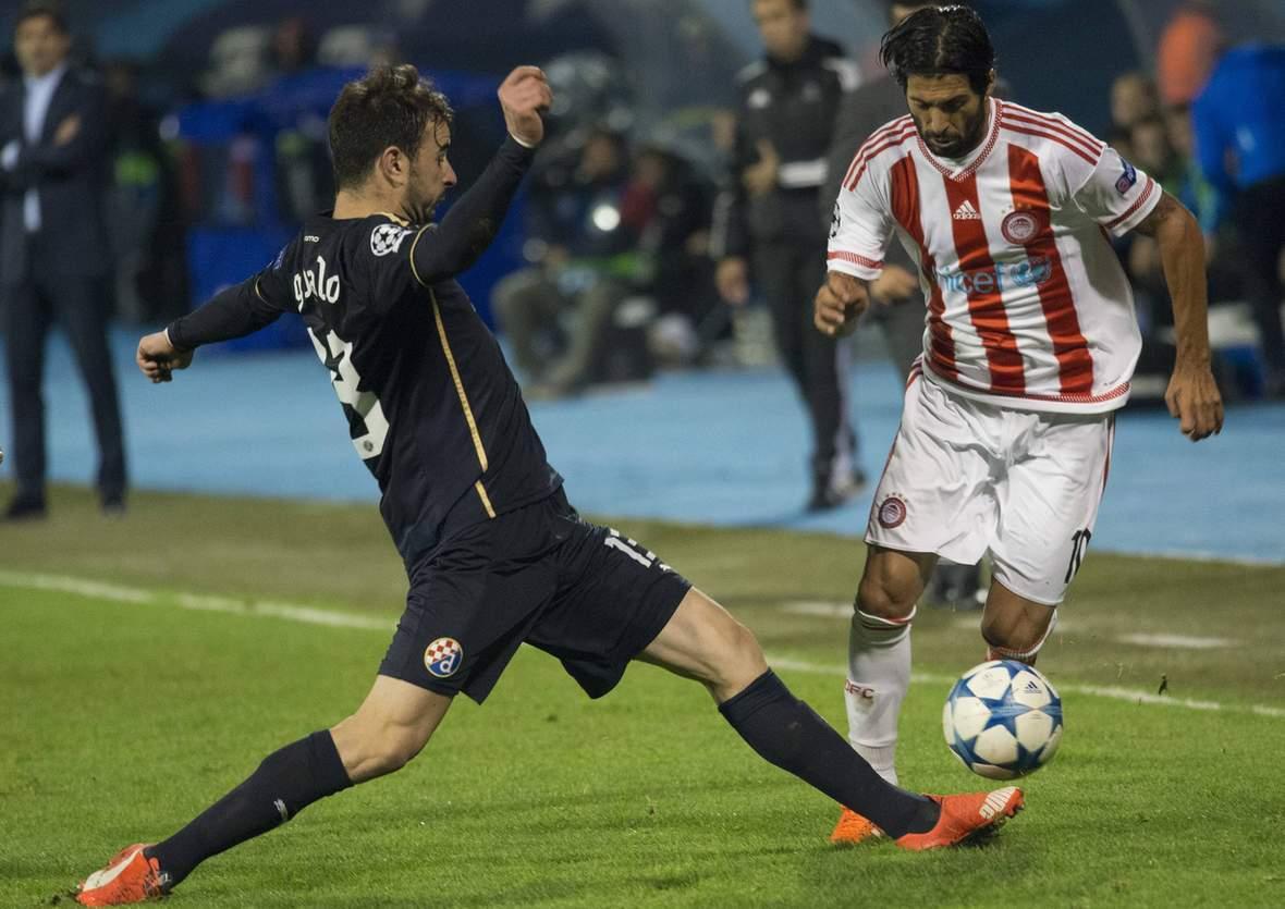 Setzt sich Dominguez gegen Santos durch? Unser Wett Tipp: Olympiakos Piräus gewinnt gegen Zagreb