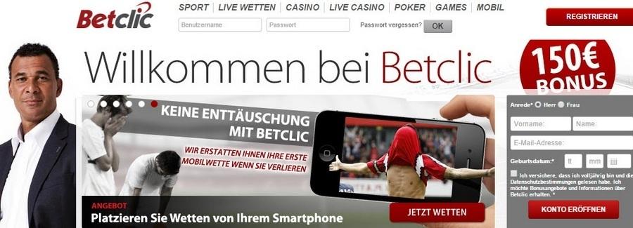 Screenshot_Betclic_Startseite_160120