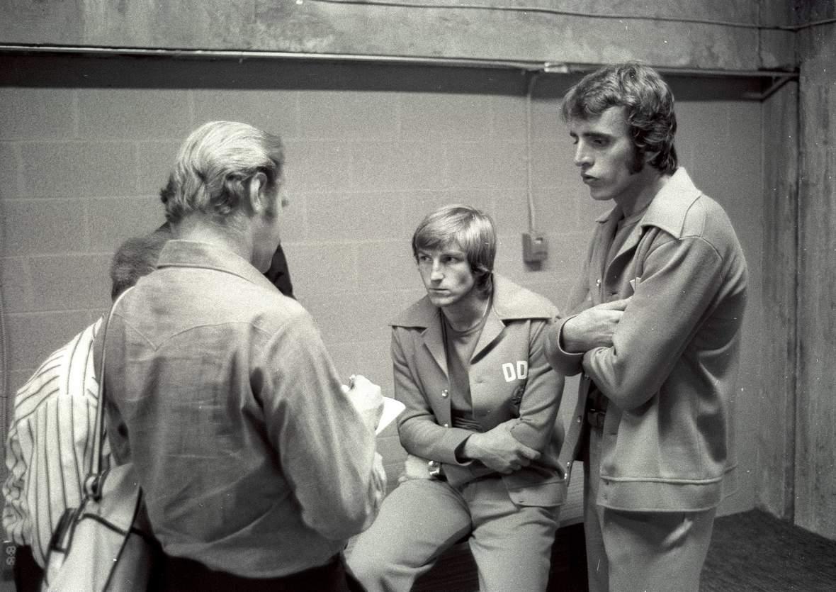 Dixie Dörner und Hans-Jürgen Croy im Interview.