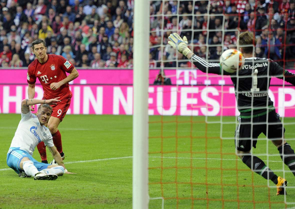Robert Lewandowski, Stürmer vom FC Bayern München