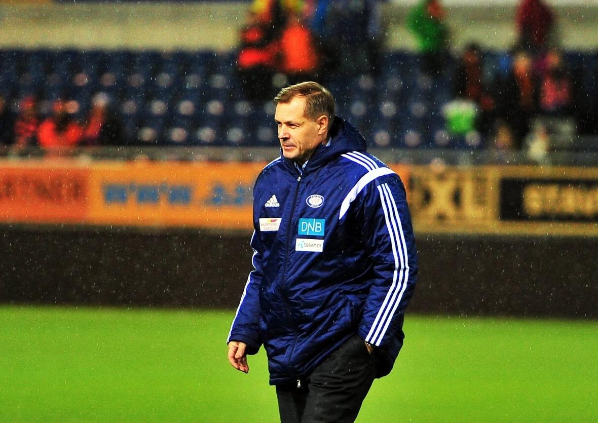 Kjetil Rekdal, Coach in Norwegen.