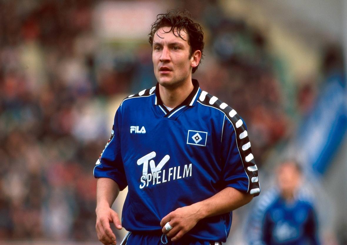 Ingo Hertzsch, hier im Trikot des Hamburger SV.