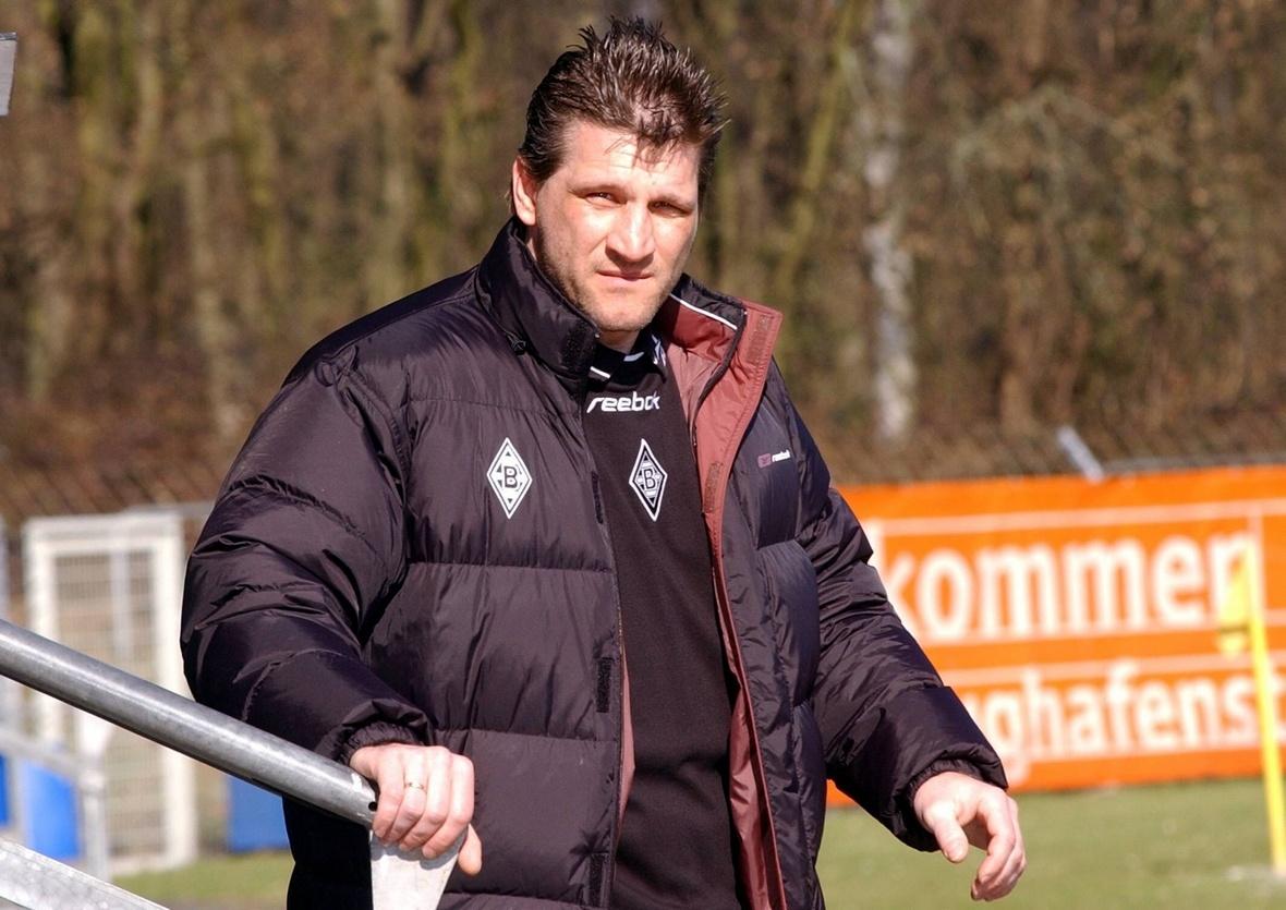 Thomas Kastenmaier, Ex-Profi von Borussia Mönchengladbach.