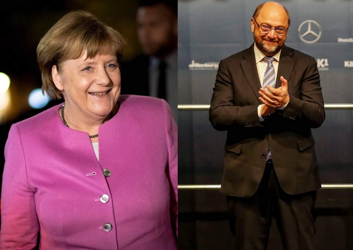 Merkel oder Schulz - wer gewinnt? Jetzt auf Bundeskanzler 2017 wetten