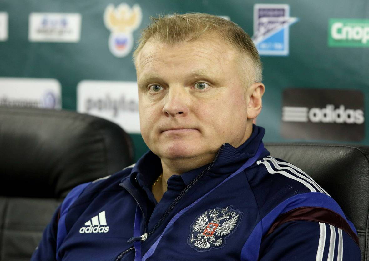 Sergey Kiryakov arbeitet heute als Trainer.