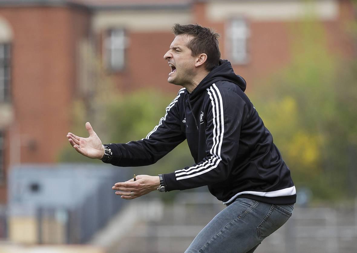 Achim Hollerieth arbeitet inzwischen als Trainer.