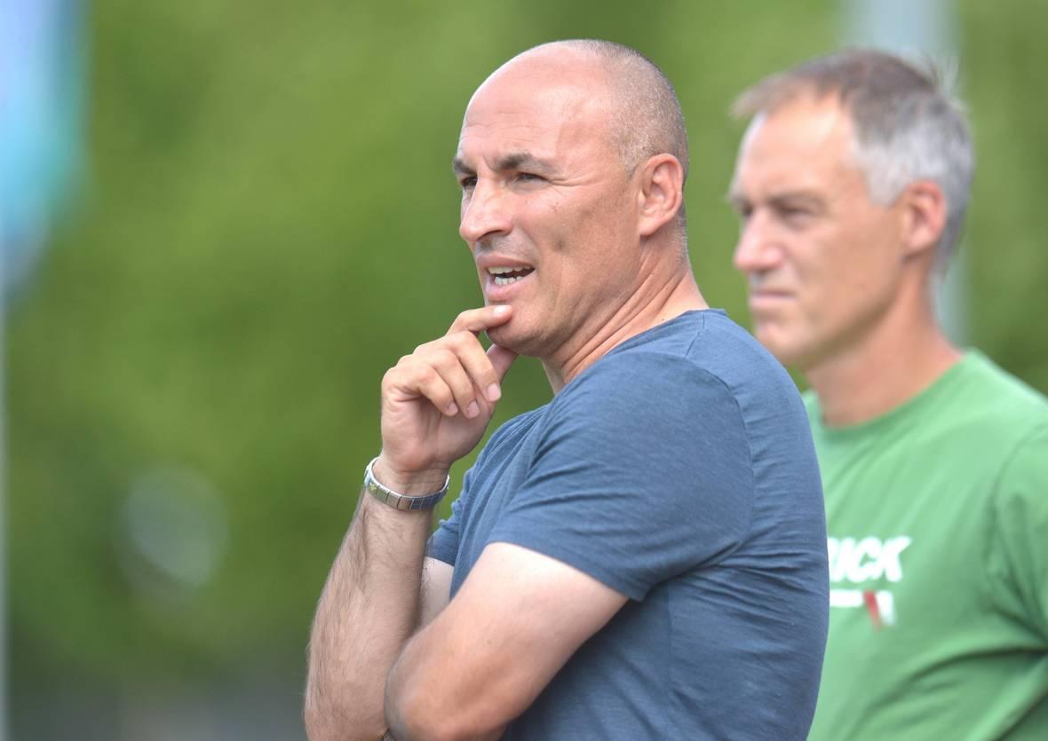 Gütersloh ist Fatmir Vatas erste Trainerstation.
