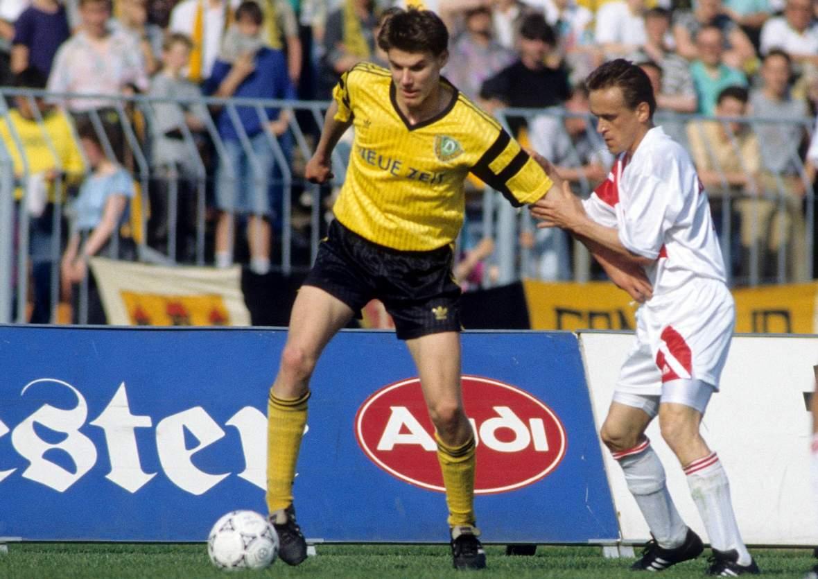 Alexander Zickler von Dynamo Dresden