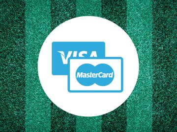 Symbolbild Kreditkarte Sportwetten