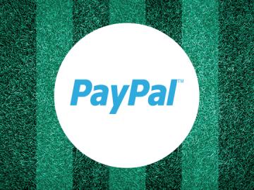 Symbolbild Paypal Sportwetten