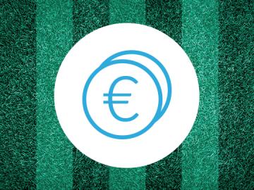 Symbolbild Zahlungen bei Sportwetten