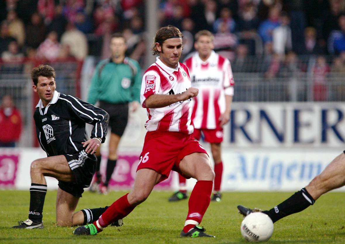 Sven Christ im Trikot des FSV Mainz 05