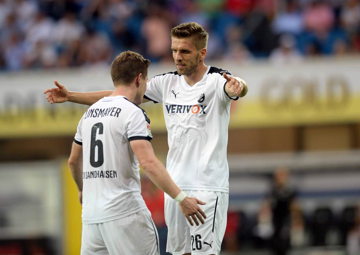 Linsmayer jubelt mit Jovanovic