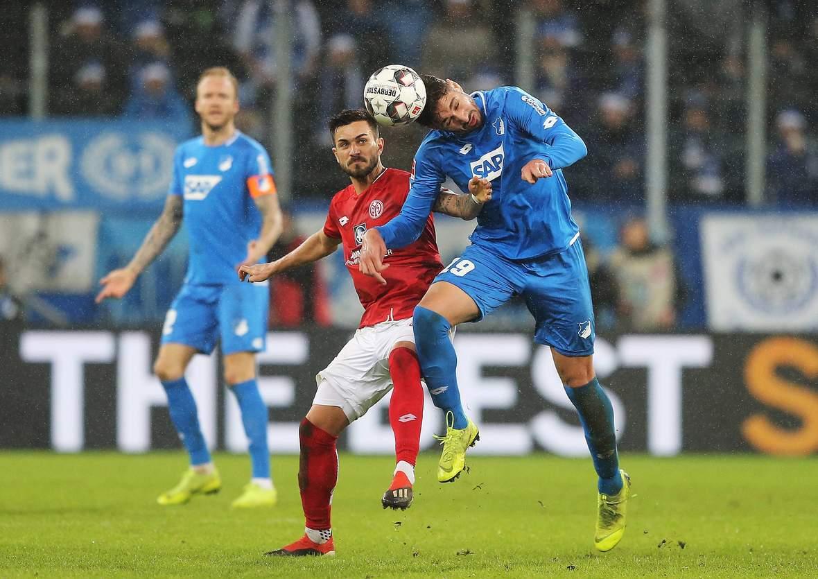 Kann Danny Latza mit dem FSV den Hoffenheimern um Ishak Belfodil das Saisonfinale verderben? Jetzt auf Mainz gegen Hoffenheim wetten!