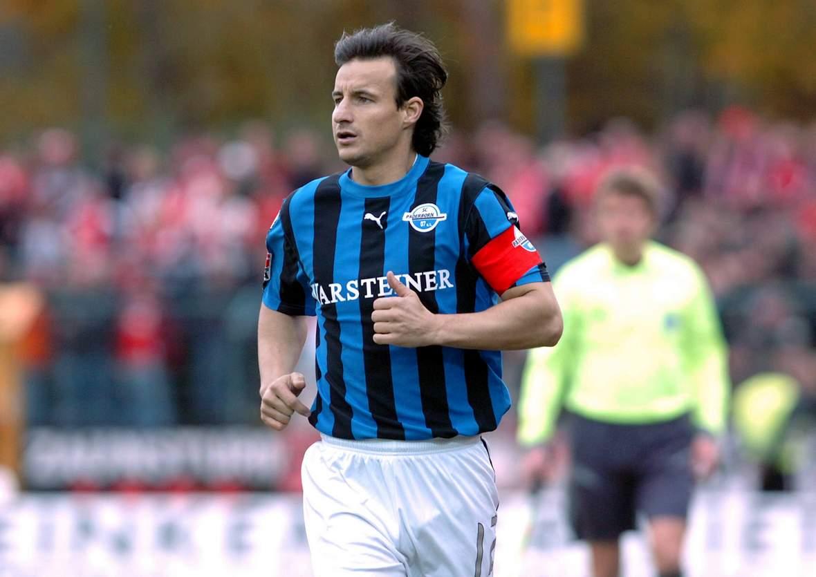 Garry de Graef vom SC Paderborn