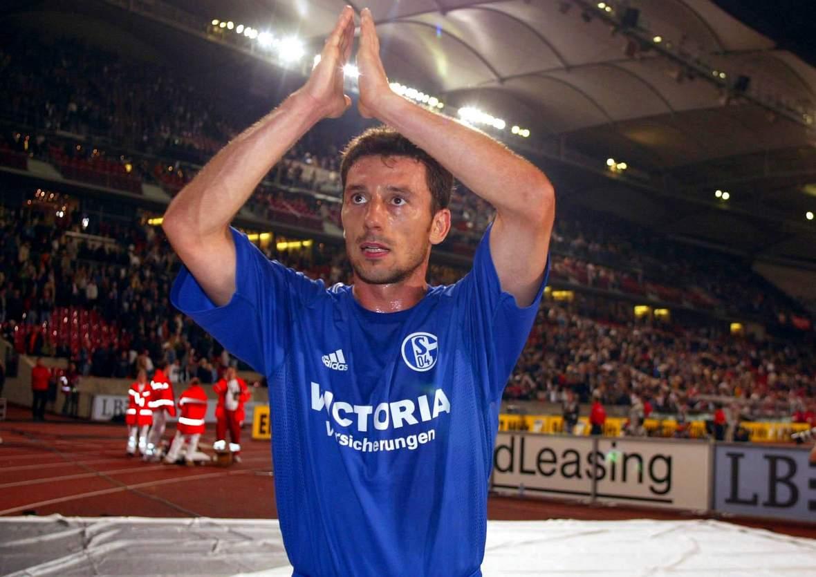 Sven Kmetsch bei Schalke 04