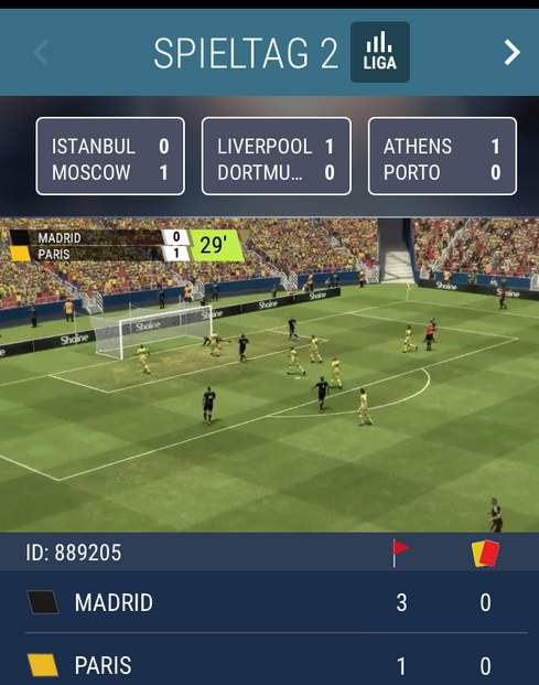 Virtual Sports bei Interwetten