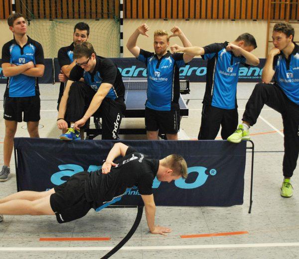 SC Arminia Ochtrup Tischtennis