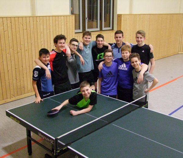 Sportclub Riesa, Tischtennis