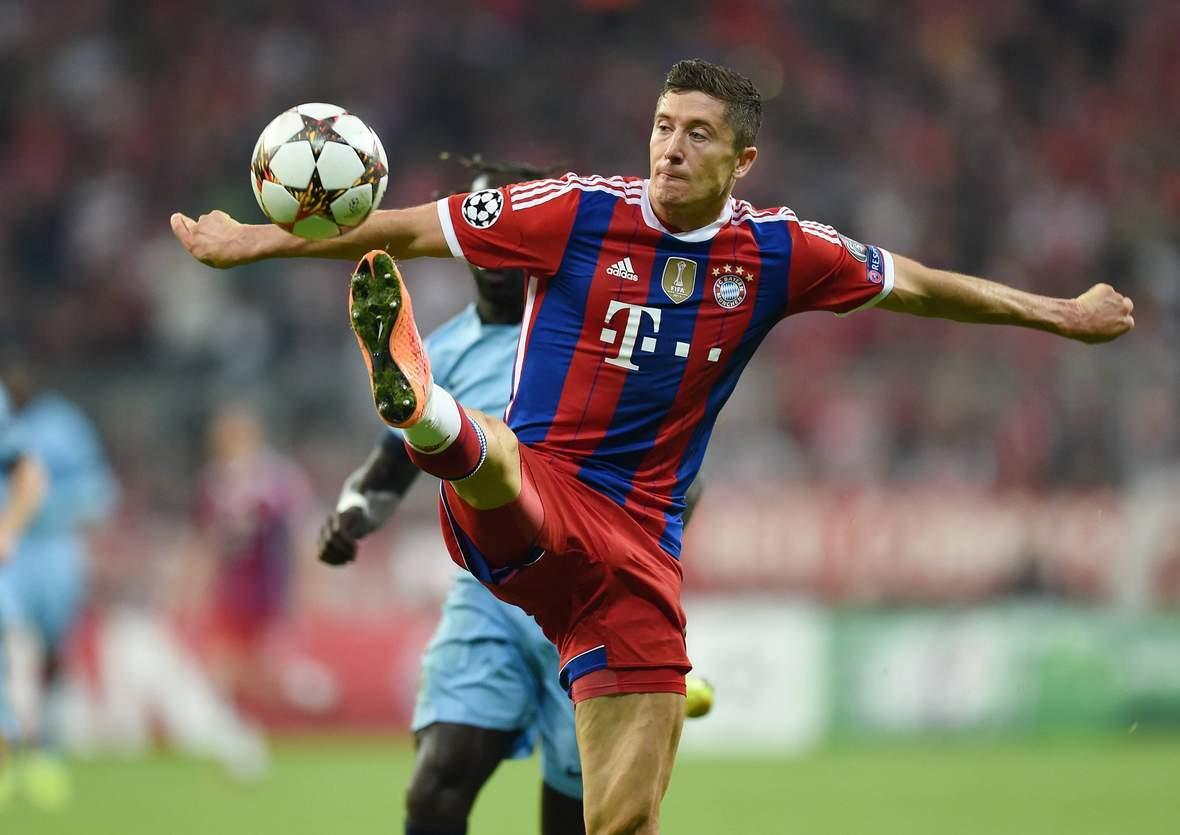Trifft Lewandowski wieder? Jetzt auf FC Bayern gegen Real Madrid wetten