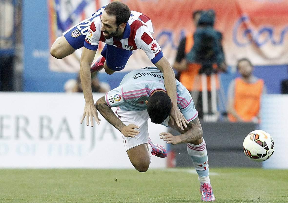 Setzt sich Juanfran wieder durch? Unser Wett Tipp: Atletico gewinnt gegen Astana