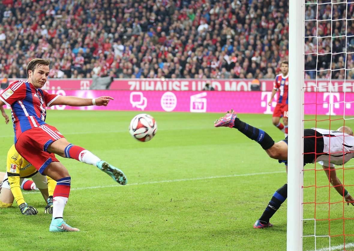 Trifft Götze wieder? Unser Tipp: Bayern gewinnt gegen Piräus