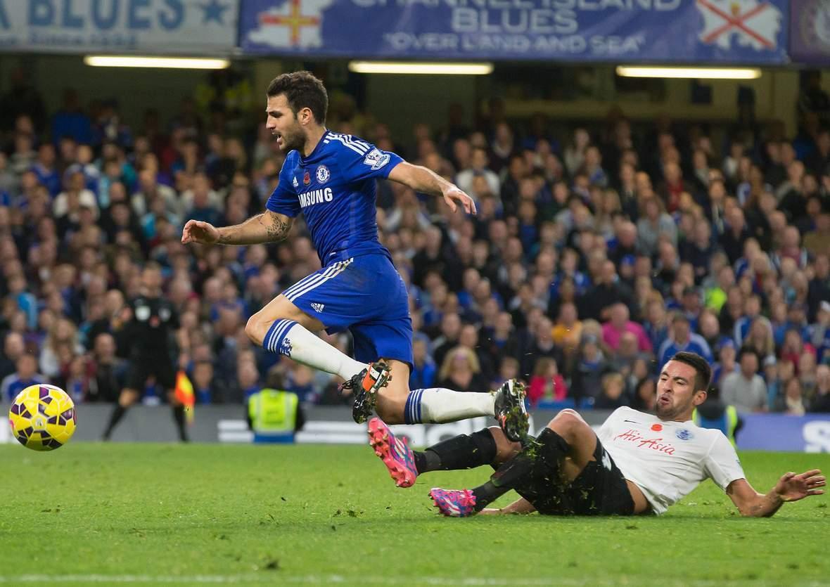 Stoppt Isla Fabregas? Jetzt QPR gegen Chelsea tippen