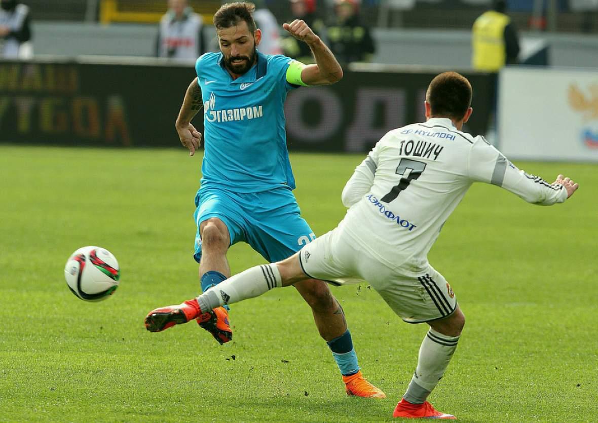 Strauchelt Danny wieder? Jetzt FC Sevilla gegen Zenit tippen