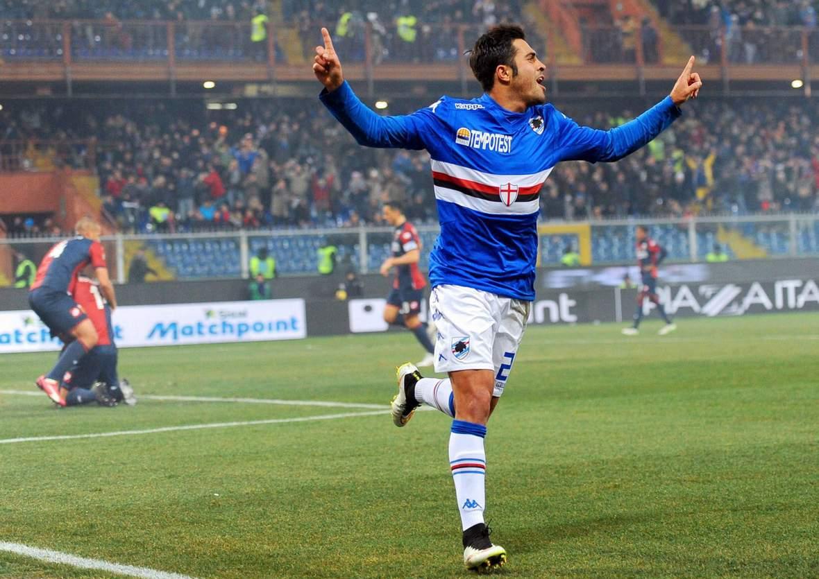 Jubelt Eder wieder? Jetzt auf Sampdoria gegen Cesena wetten