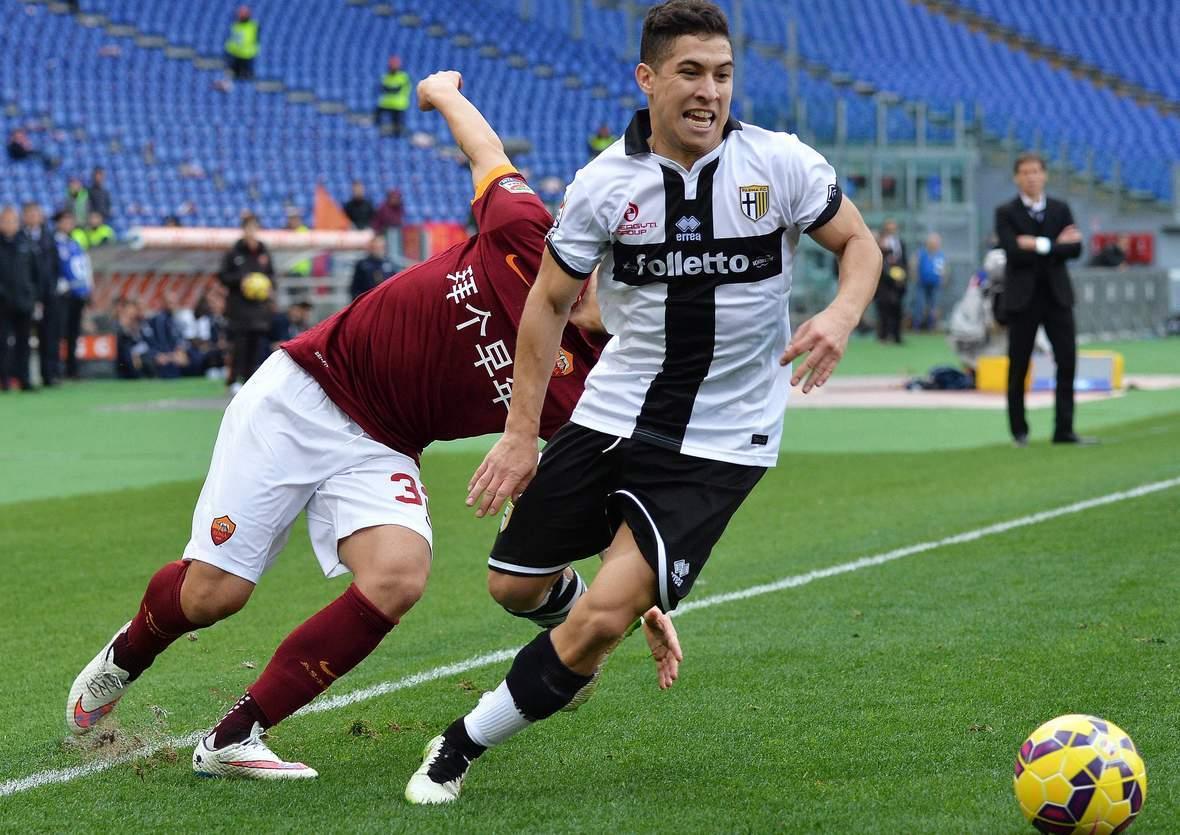 Laesst Mauri wieder seinen Gegner stehen? Jetzt Empoli gegen Parma tippen