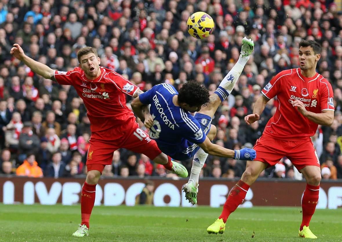 Zaubert Costa wieder? Jetzt auf Chelsea gegen Liverpool wetten