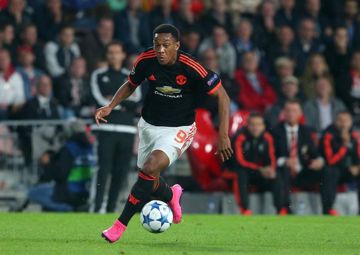 Trifft Martial wieder? Unser Wett Tipp: Manchester United gewinnt gegen Wolfsburg