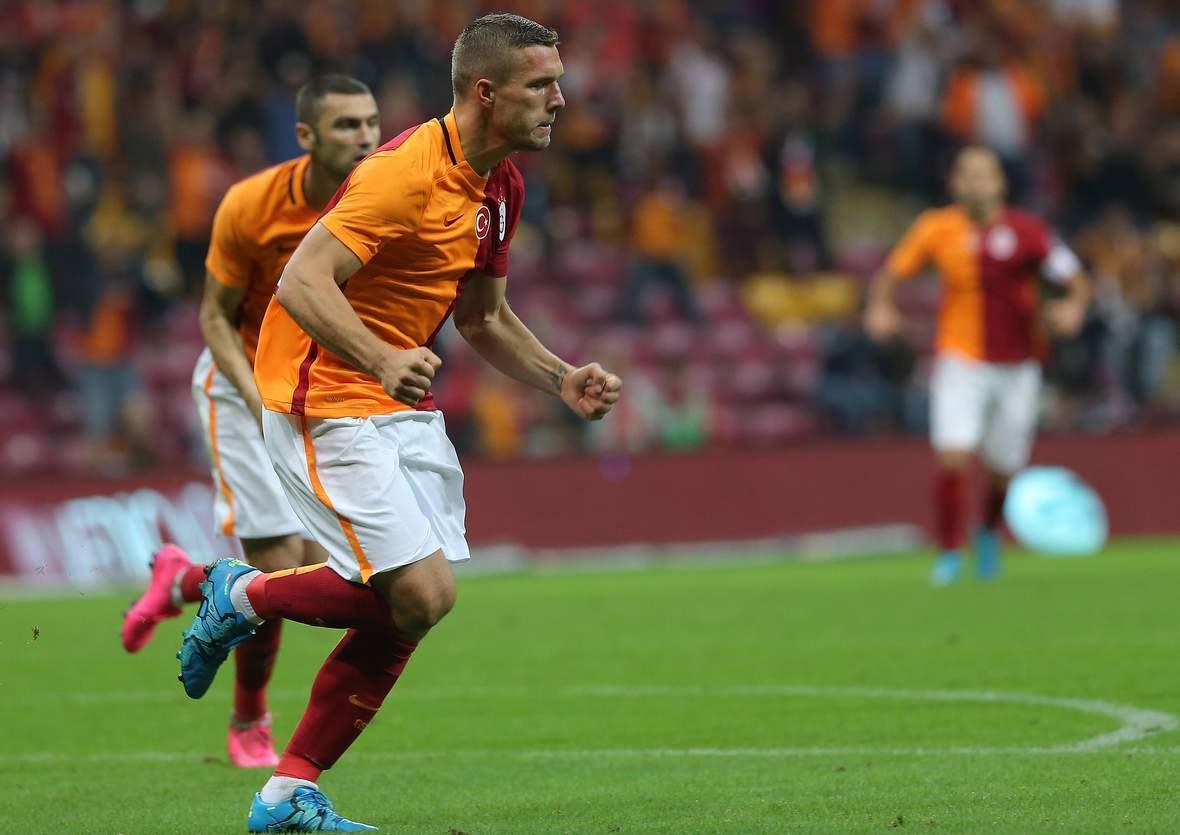 Jubelt Podolski wieder? Unser Wett Tipp: Astana gegen Galatasaray endet unentschieden