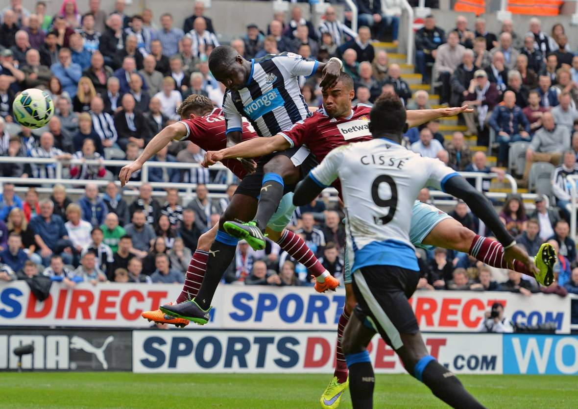 Trifft Sissoko per Kopf? Jetzt auf West Ham gegen Newcastle wetten