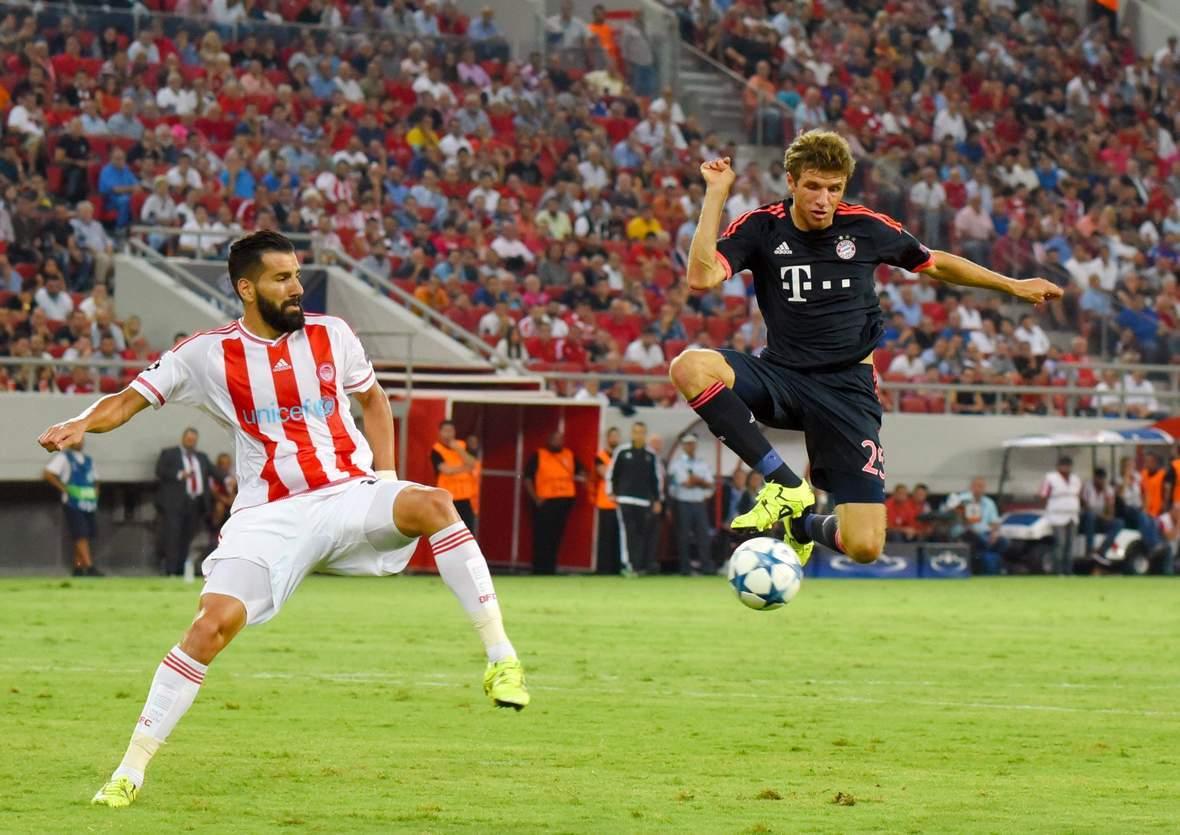 Trifft Müller wieder in der Champions League? Jetzt auf FC Bayern gegen Zagreb wetten