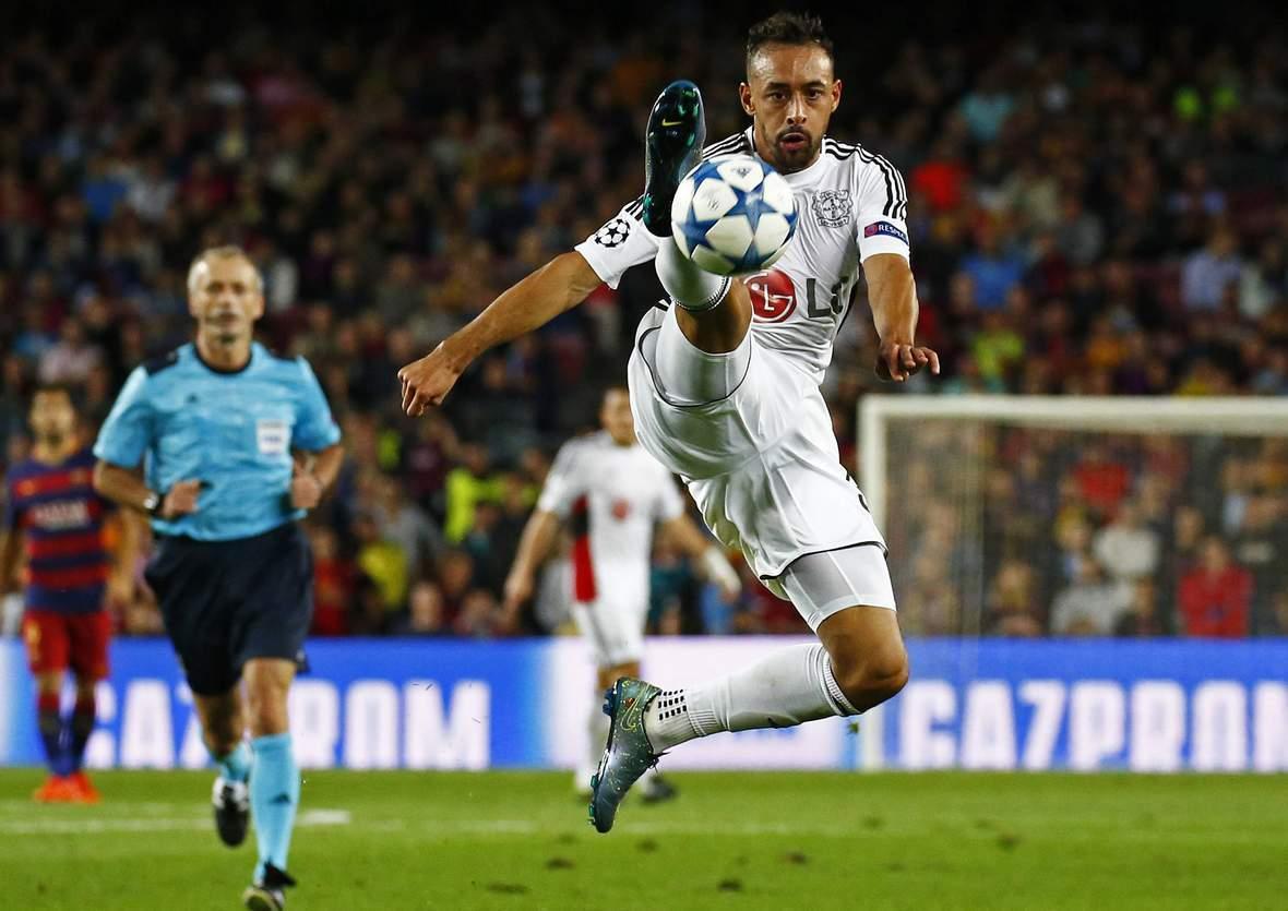 Zaubert Bellarabi wieder? Jetzt auf Leverkusen gegen AS Rom wetten