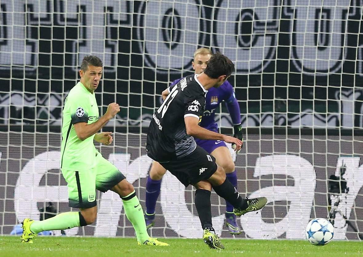 Trifft Stindl wieder in der Champions League? Jetzt auf Juventus Turin gegen Gladbach wetten