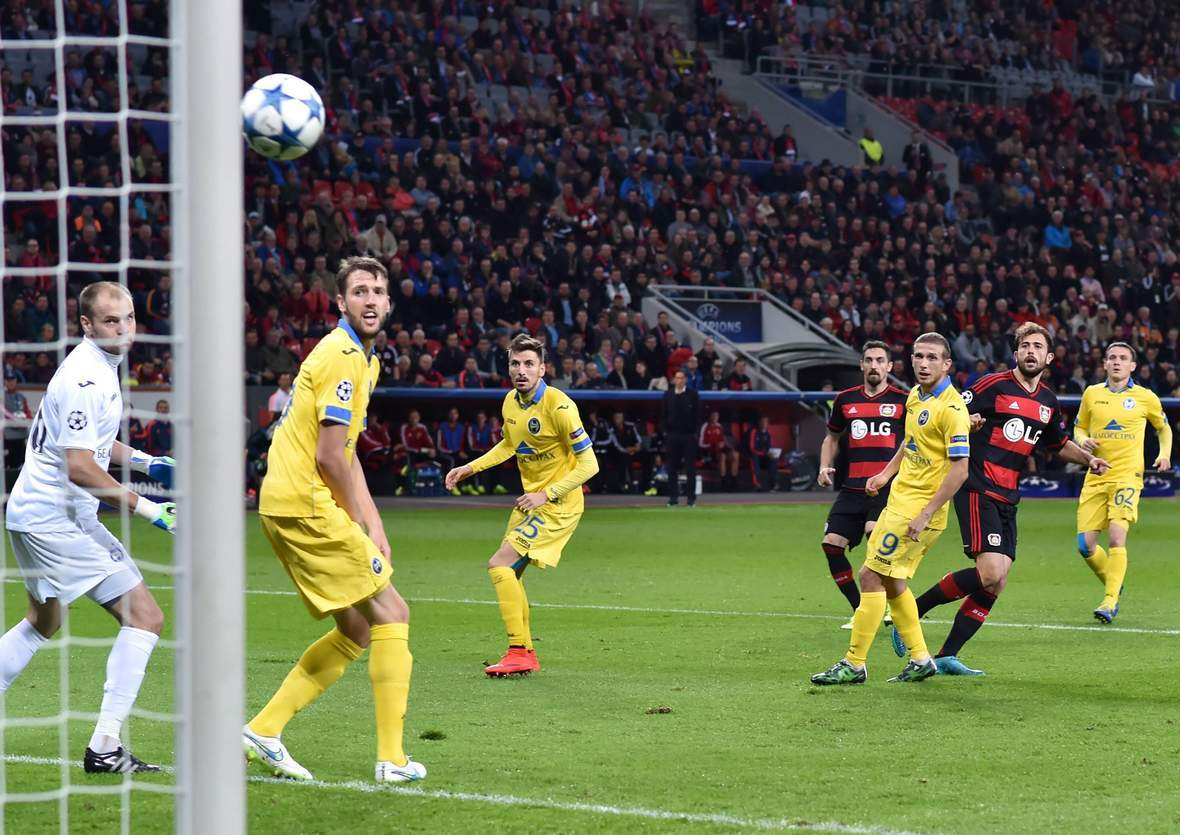 Trifft Mehmedi wieder? Unser Wett Tipp: Leverkusen gewinnt gegen Bate Baryssau