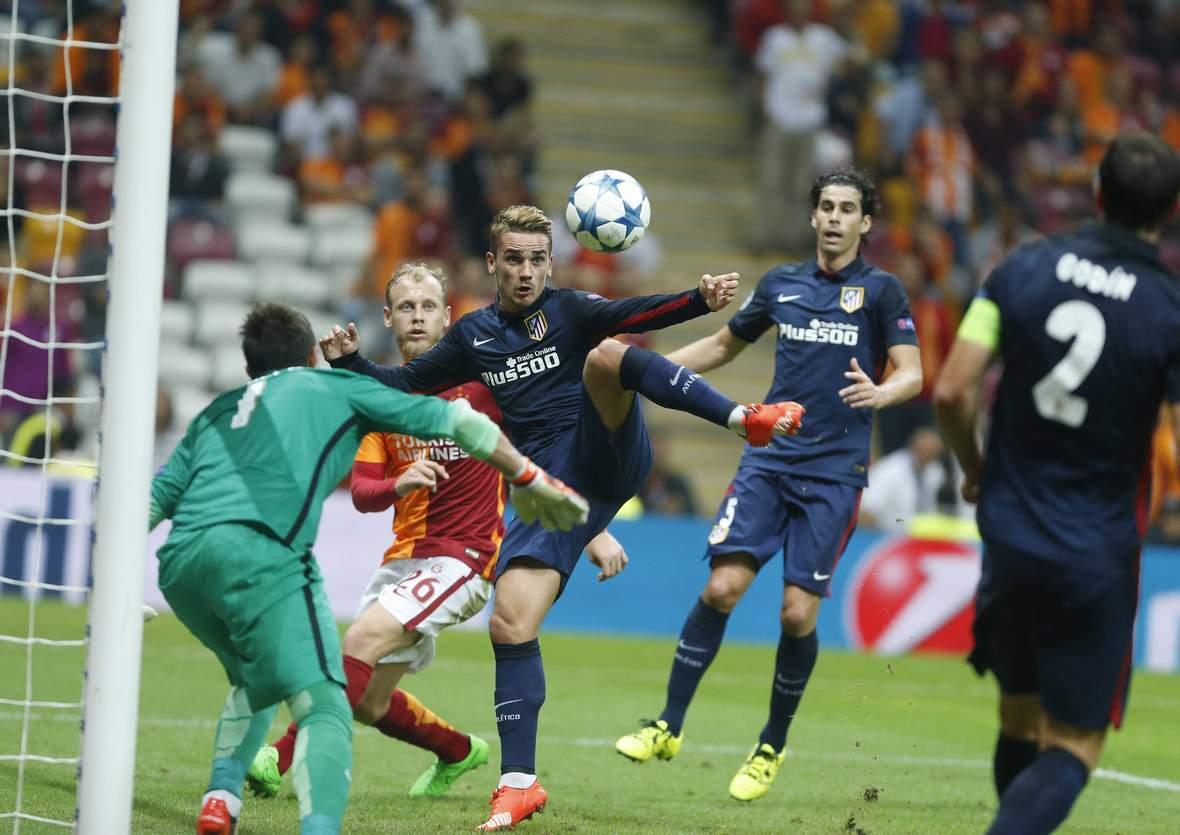 Trifft Griezmann wieder? Unser Tipp: Atletico gewinnt gegen Galatasaray Istanbul