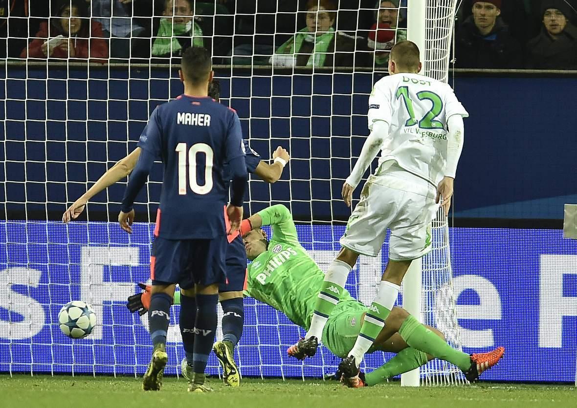 Trifft Dost wieder per Kopf? Unser Wett Tipp: Eindhoven gegen Wolfsburg endet unentschieden