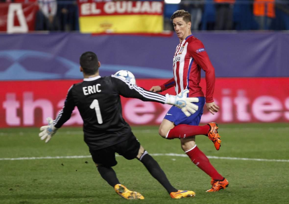 Trifft Fernando Torres gegen Eric? Unser Wett Tipp: Atletico gewinnt gegen Astana