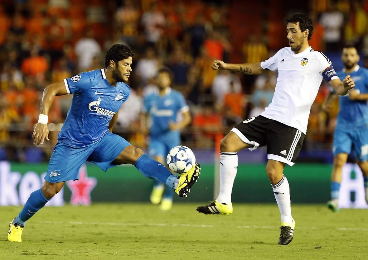 Setzt sich Hulk gegen Parejo durch? Unser Tipp: Zenit gewinnt gegen Valencia