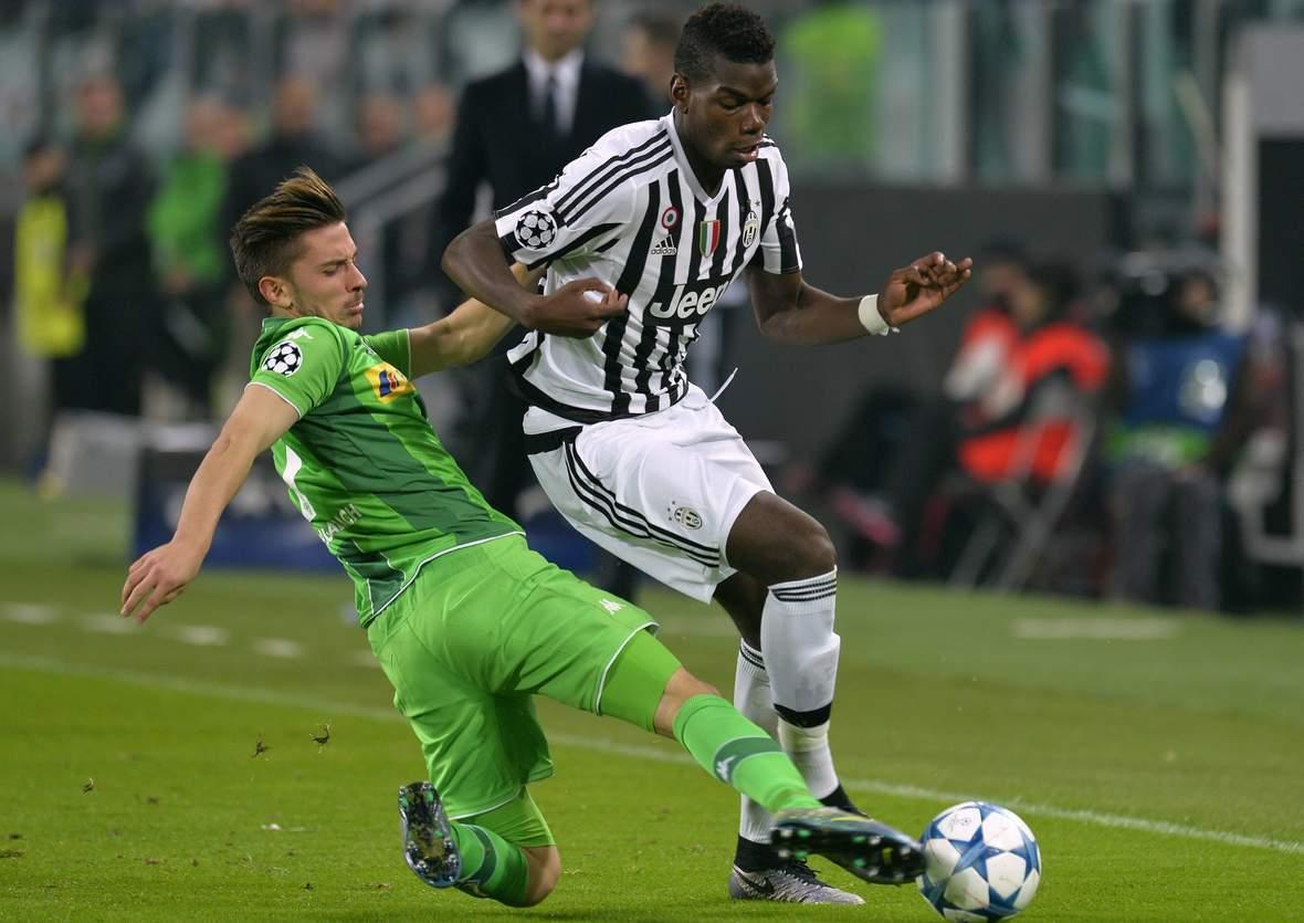 Kann Korb Pogba stoppen? Unser Wett Tipp: Gladbach gegen Juventus endet unentschieden