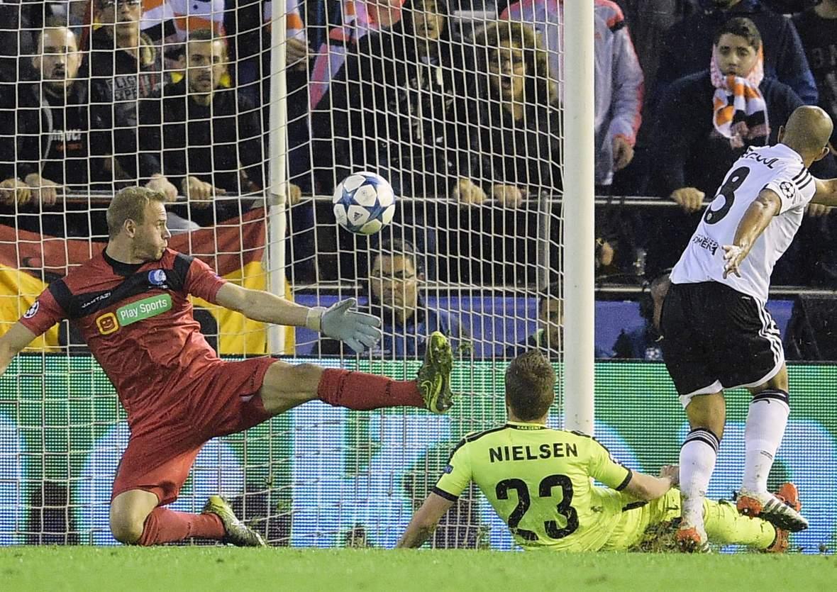 Trifft Feghouli wieder? Unser Wett Tipp: Gent gegen Valencia endet unentschieden