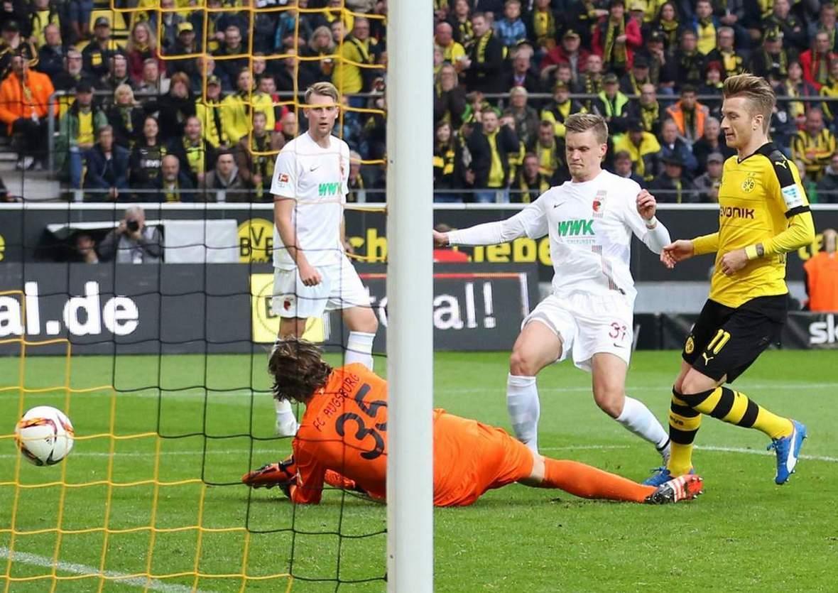 Trifft Reus gegen Hitz? Unser Tipp: BVB gewinnt gegen den FC Augsburg