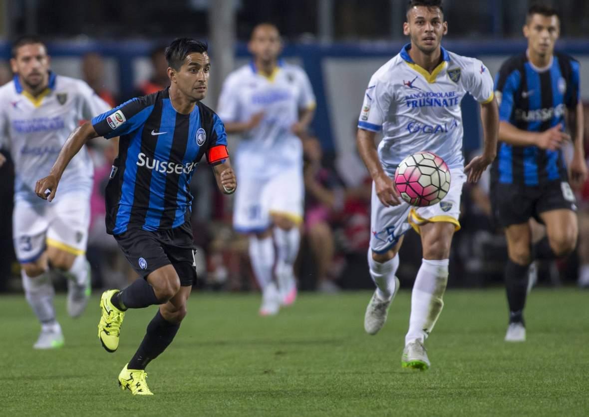 Entwicht Moralez wieder seinen Gegenspielern? Jetzt Frosinone gegen Atalanta im Livestream schauen