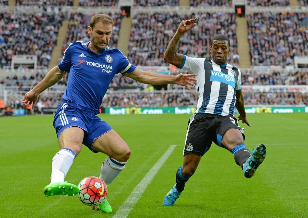 Kommt Ivanovic an Wijnaldum vorbei? Unser Tipp: Chelsea gewinnt nicht gegen Newcastle